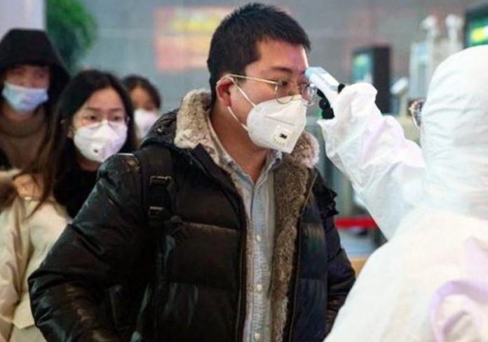 Coronavirus na China - Foto: EPA