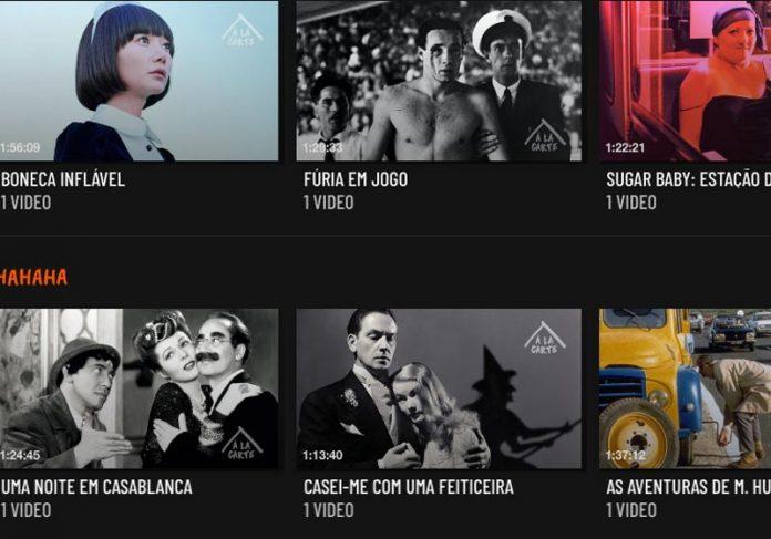 Foto: reprodução / Cine Belas Artes