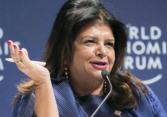 Luiza Trajano - Foto: World Economic Forum / Benedikt von Loebell)