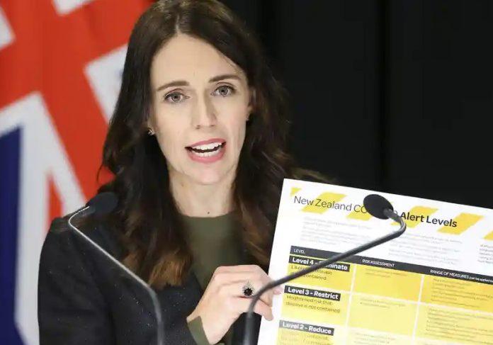 A primeira-ministra da Nova Zelândia Foto: reprodução The Guardian|