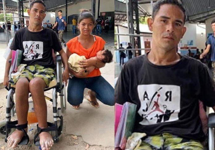 José Torres e a família - Foto: Refugio343