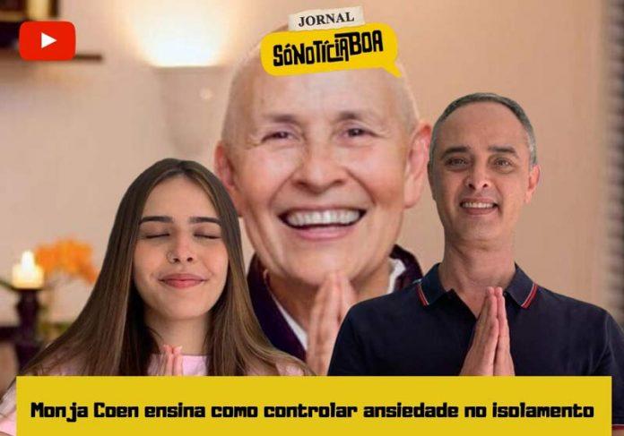 Lorena, Monja Coen e Rinaldo - Foto: JSNB6/Youtube