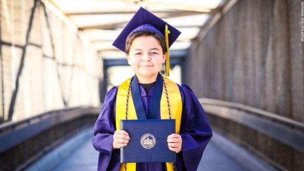 Rico, formado aos 13 anos - Foto: Sara Ancich Photography