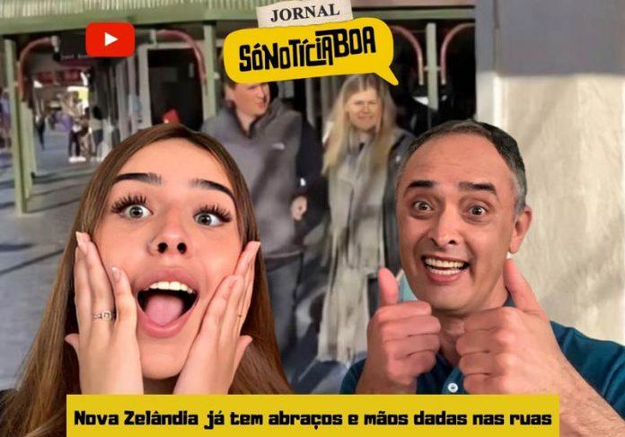 Lorena e Rinaldo/Jornal SoNoticiaBoa- Foto: SNB