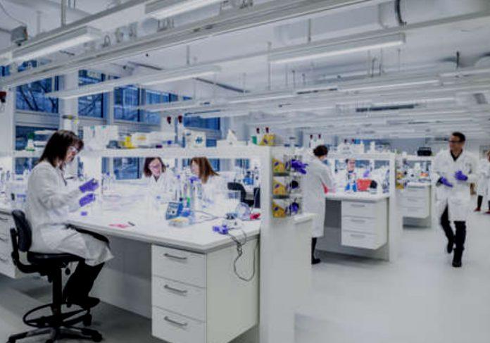 Foto: Laboratório AstraZeneca na Suíçca