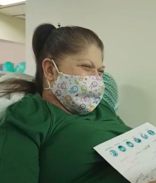 1ª paciente do DF tem alta - Foto: Divulgação