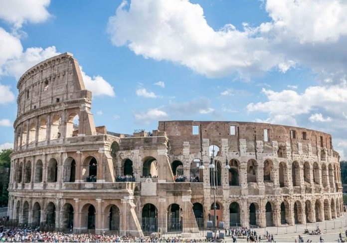 Coliseu em Roma Foto: Pixabay