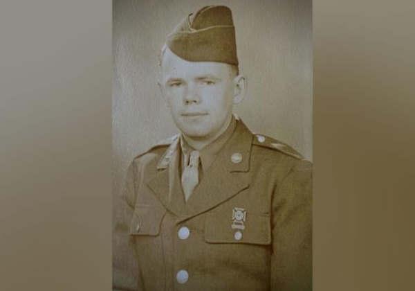 Mickey Nelson durante a 2ª Guerra Mundial Foto: Arquivo Pessoal