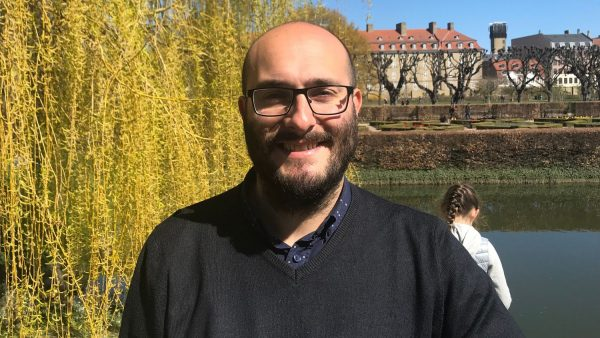 O pesquisador David Pulido - Foto: arquivo pessoal