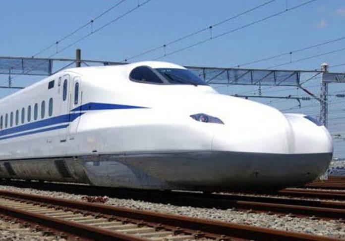 N700S, o trem-bala do Japão - Foto: divulgação