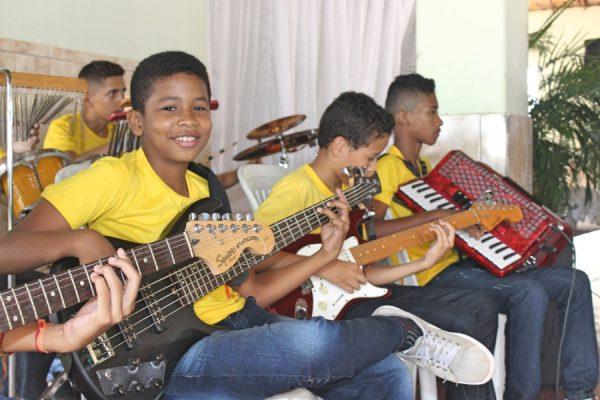 Projeto AMARE - Foto: divulgação