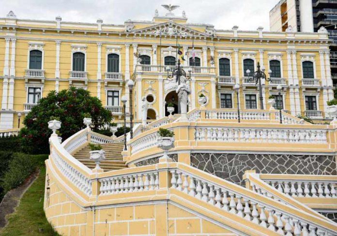 Palácio Anchieta/Gov ES - Foto: Agência AG