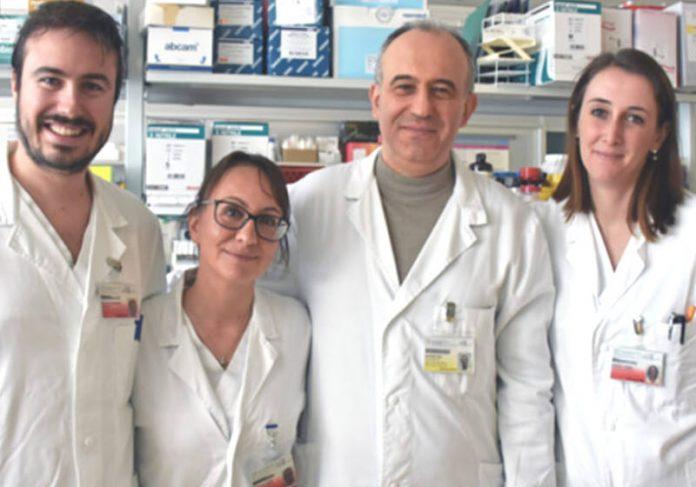 Pesquisadores do Instituto do Câncer Emília Romanha Foto: Irst