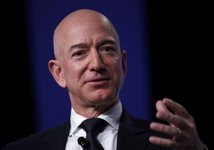Jeff Bezos - Foto: Alex Wong/Getty Images