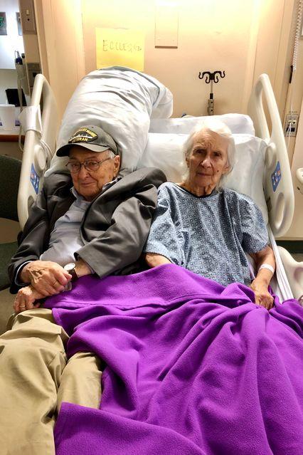 Jack e Gerry Eccles - Foto: arquivo pessoal