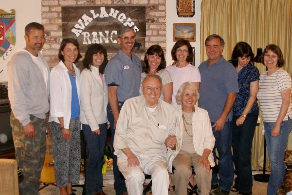 Eles com a família - Foto: arquivo pessoal