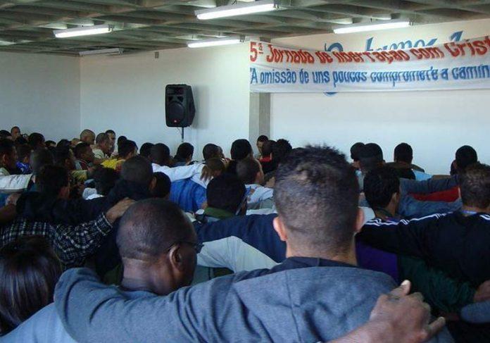 Jornada para os presos - Foto: divulgação