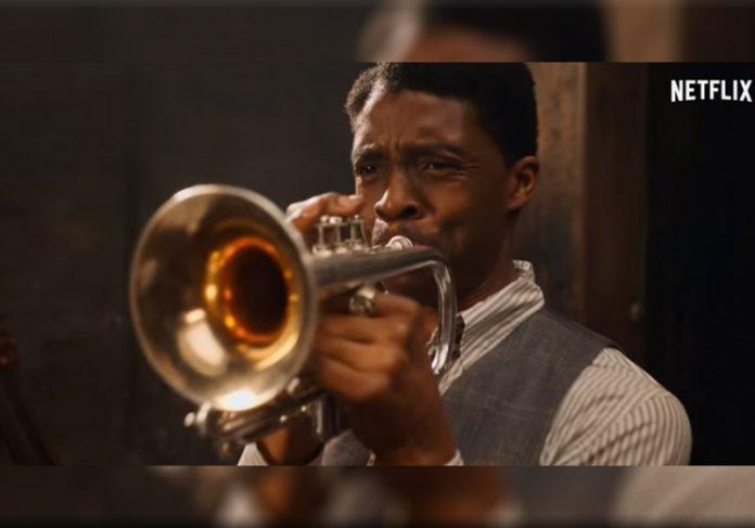 Chadwick Boseman como Levee - Netflix/Divulgação