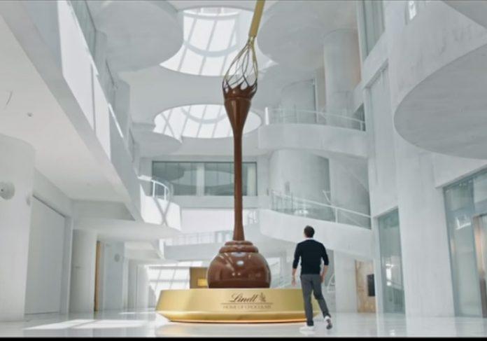 Museu do chocolate da Lindt - Foto: reprodução / Youtube