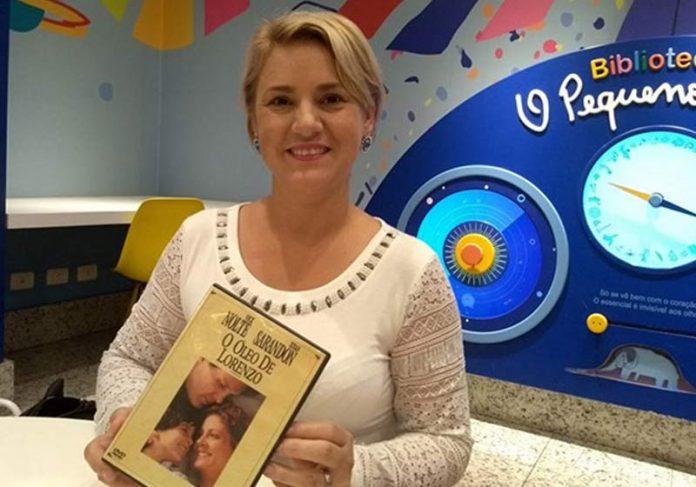 LInda Franco - Foto: divulgaçã