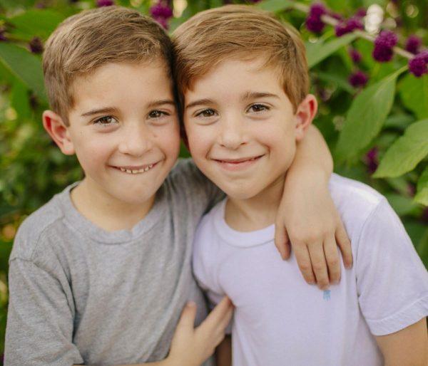 Primeiros gêmeos do casal - Foto: Tate Tuller