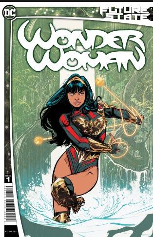 Yara Flor - Foto: DC Comics/ Reprodução