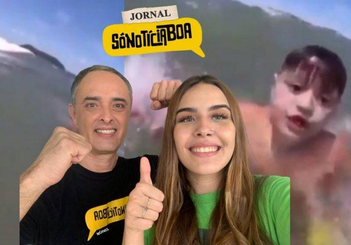 Lorena e Rinaldo - Foto: SNB