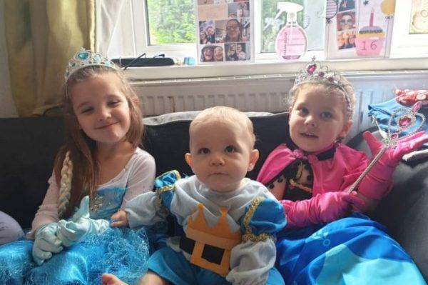 Filhos de Emma - Foto: The Mirror