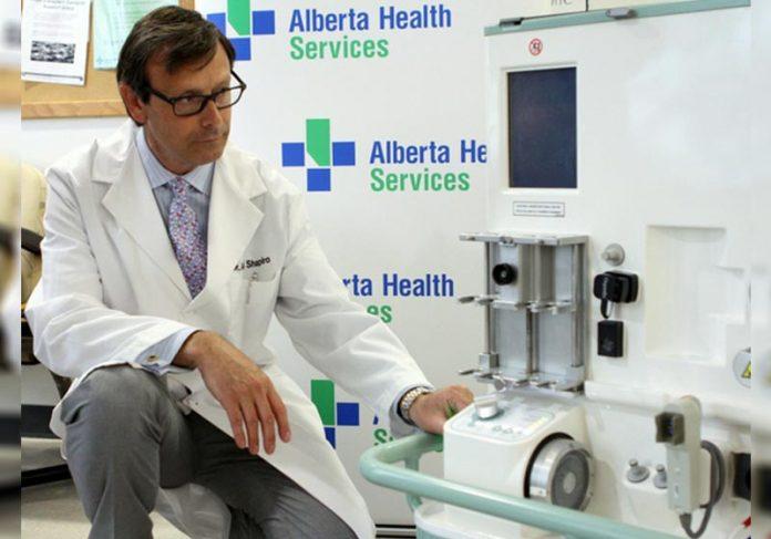 Dr. James Shapiro - Foto: Claire Theobald / Edmonton Sun