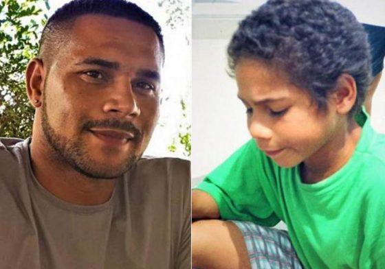 Antonio Carlos agora e antes - Fotos: reprodução