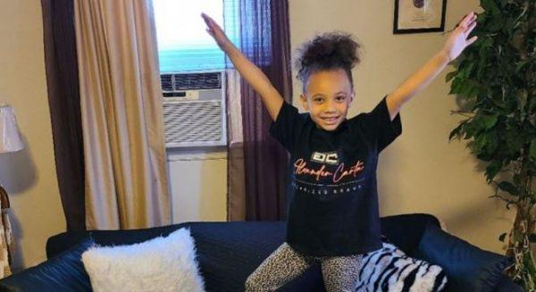 Dehvea, 5 anos - Foto: reprodução / Facebook Lashaunastey Turberville