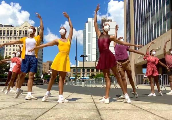 Foto: reprodução Dance Theatre of Harlem