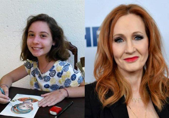 Anita Barros e J.K. Rowling - Fotos: Editora Rocco /divulgação