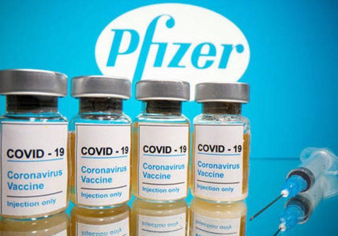 Vacina da Pfizer - Foto: Dado Ruvic / Reuters