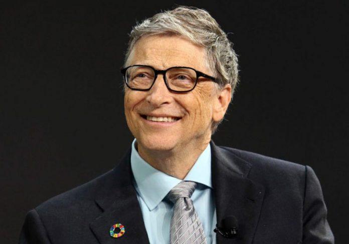 Bill Gates é cocriador do'Giving Pledge' - Foto: AP