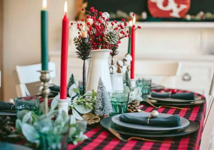 Mesa de Natal - Foto: Unsplash