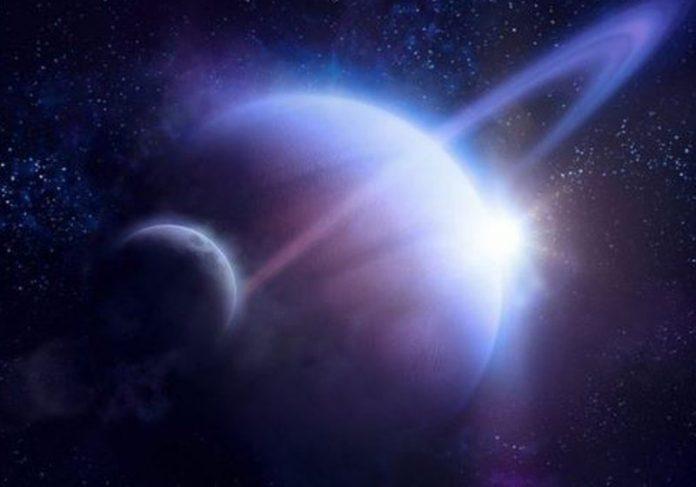 Conjunção entre Júpiter e Saturno - Foto: CorreioBraziliense