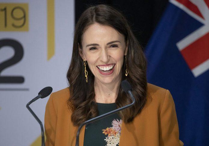 Jacinda Ardern - 1ª ministra da Nova Zelândia - Foto: Mark Mitchell/New Zealand Herald via AP