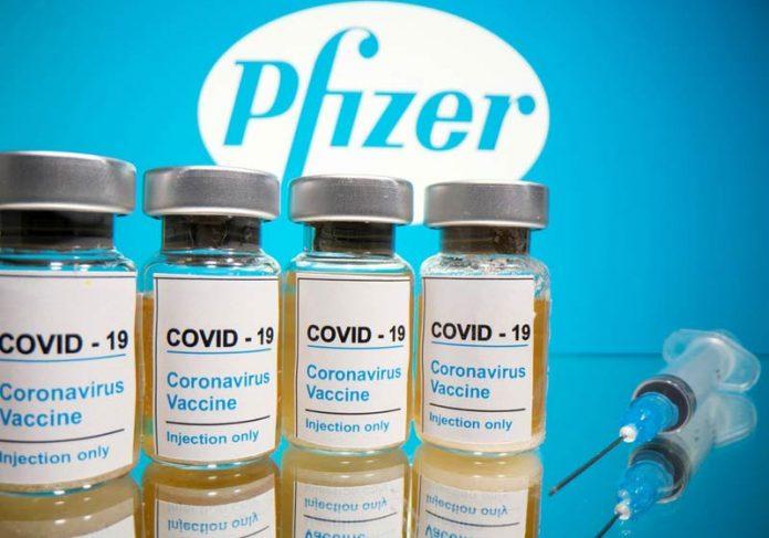 Vacina da Pfizer contra Covid-19 - Foto: Dado Ruvic/Reuters