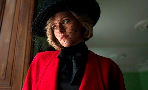 Kristen Steward como Princesa Diana no filme 'Spencer' - Foto: Divulgação