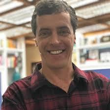 Rodrigo Baggio da Recorde - Foto: divulgação