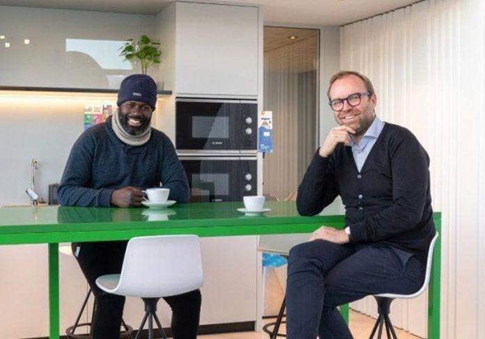 Souleymane e Pierre - Foto: Aja