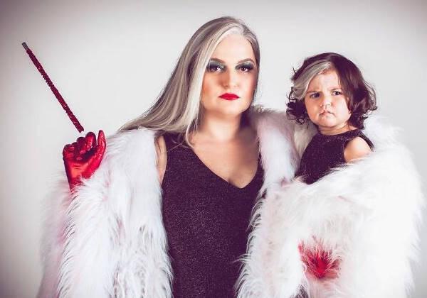 Na pele de Cruella de Vil - Fotos: Talyta Youssef