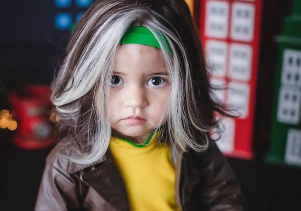 Mayah como Rogue de X-Men - Fotos: Talyta Youssef