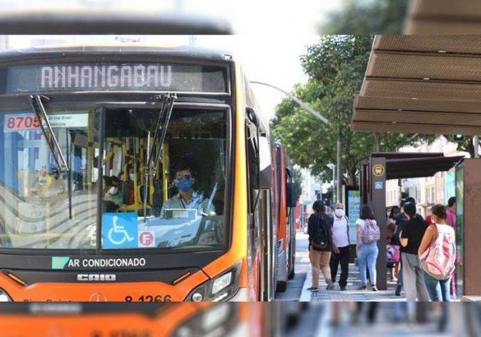 Ônibus em São Paulo - Foto: Rovena Rosa / Agência Brasil