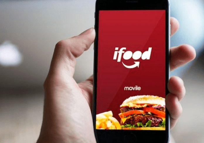 iFood no aplicativo - Foto: divulgação