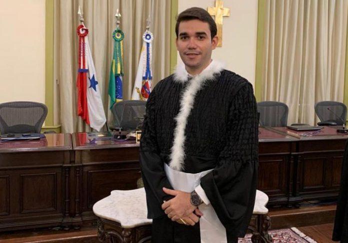 Juiz Francisco Walter Rêgo Batista - Foto: reprodução