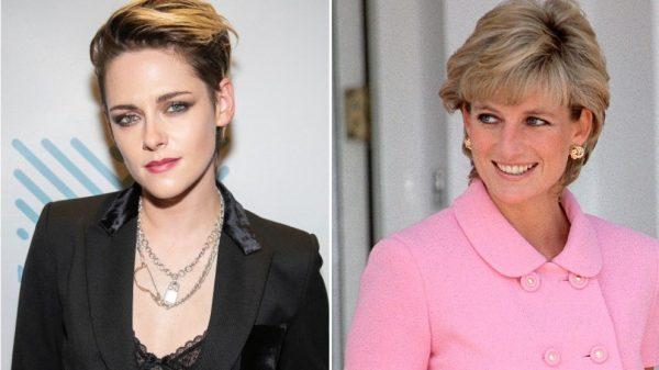 Kristen Stewart e Lady Di - Fotos: Getty Images