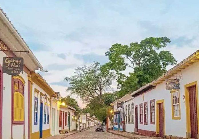 Centro histórico de Tiradentes/MG - Foto: Luiz César Costa/Divulgação