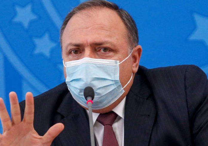 Pazuello antecipa vacinação - Foto: Adriano Machado/ Reuters